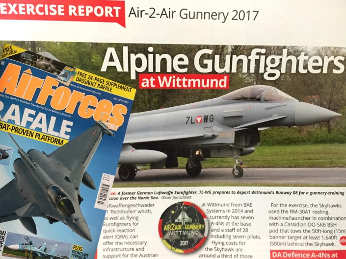 Air Forces Monthly 352, July 2017
